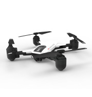 Folding four-axis drone