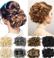 Bride sends hair