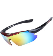 Riding Polarized Myopia Windproof Glasses