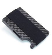 Anti-magnetic anti-theft business card holder