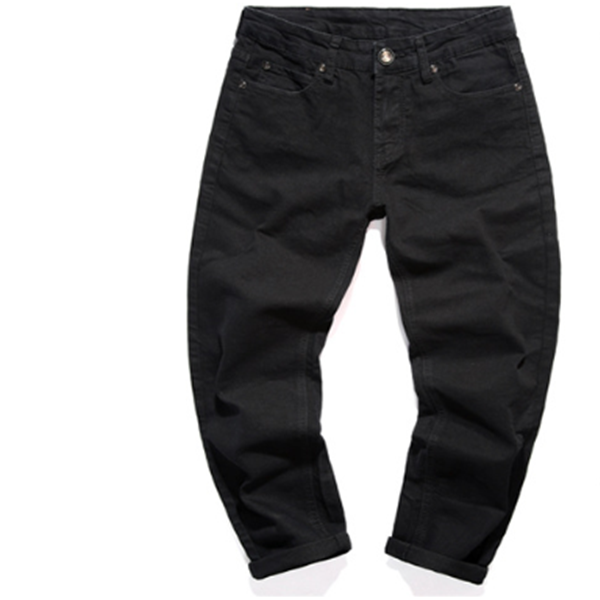 1094083878481 Slim-fit stretch men's pants
