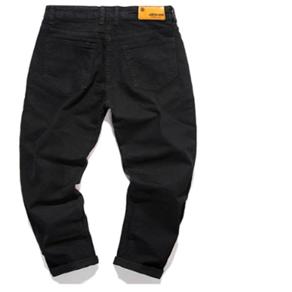 15795091352 Slim-fit stretch men's pants