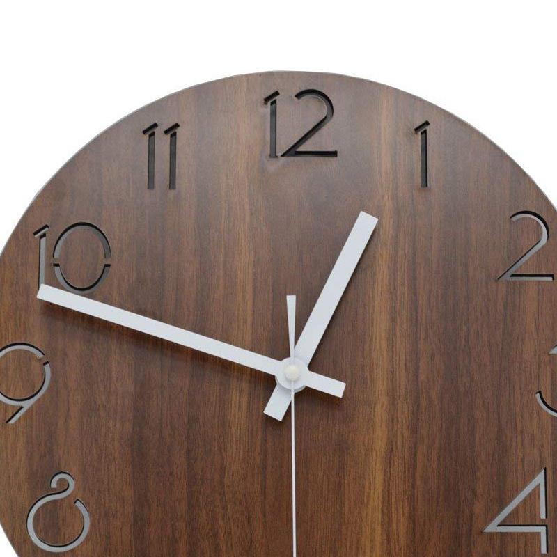 Wall clock style