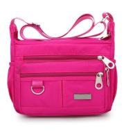 Women Waterproof Messenger Bag
