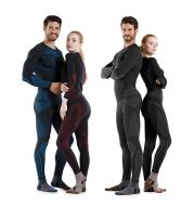 Quick-drying underwear suits for men and women