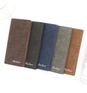 Cusomized long type men's wallet