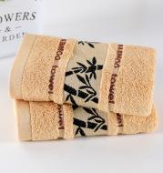 Bamboo fiber towel 120g