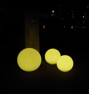 Outdoor Waterproof Colorful Led Ball