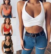 Women's navel top
