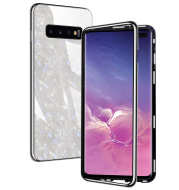 Galvanized mobile phone protective cover