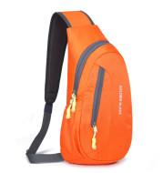 Multifunctional waterproof men's chest bag