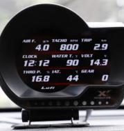 Turbometer tachometer