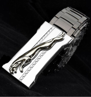 Metal stainless steel personalized belt