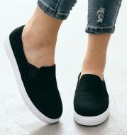 Women Leopard Canvas Shoes