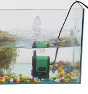 Small fish tank submersible pump silent filter