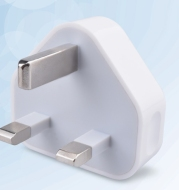 5V1A English standard power adapter