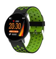 New W8 round screen 1.3 inch color screen smart bracelet