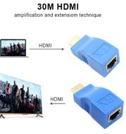 HD signal amplifier extender