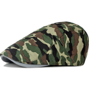 Men's camouflage military cap