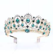Crown metal headdress