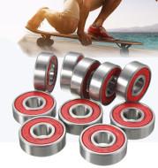 Anti-rust skateboard in-line bearing