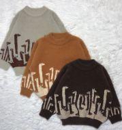 Cartoon child sweater