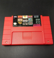 SNES game card SFC card 100 in 1 SFC red shell 100 in 1