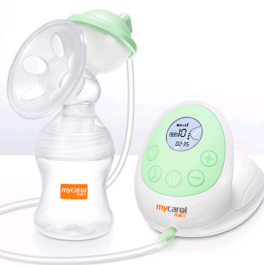 Electric breast pump automatic massage milking device breast pump suction