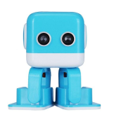 Multifunctional new intelligent robot Bluetooth stereo small square dog Q than smart dancing machine