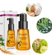 Hair care essential oil