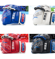 Sanda kick boxing Muay Thai Boxing Gloves