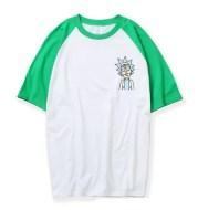 Sleeve rag t-shirt