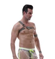 Elastic Harness & Armband (Multiple Colors & Designs)