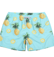 Summer couple beach pants seaside sports shorts