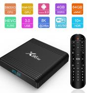 X96Air network TV box