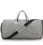 Travel Garment Bag with Shoulder Strap Duffel Bag Carry on Hanging Suitcase Clothing Business Bag Multiple Pockets