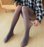 Bare-leg socks