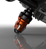 Electric motorcycle modification accessories