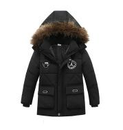 Thick children's cotton coat