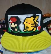 DIY puzzle hat