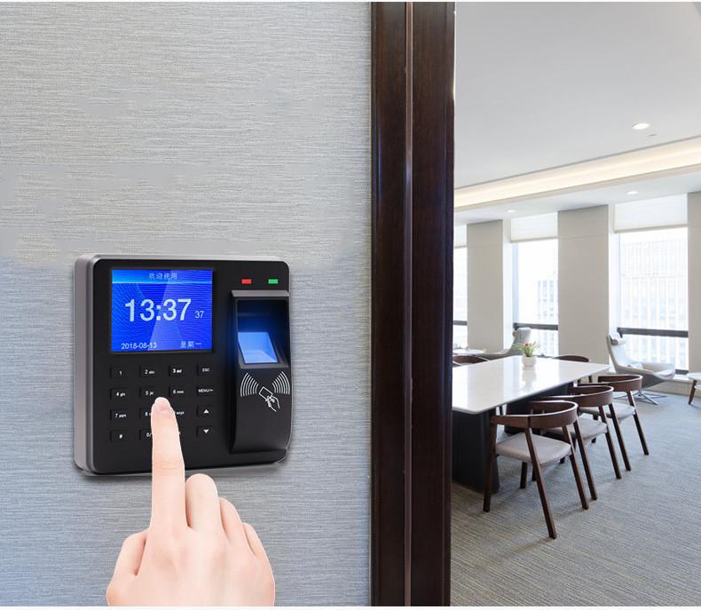 Fingerprint Biometric Card Door Access Control System