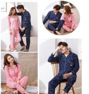 Couple pajamas cardigan