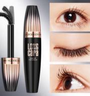 2021 Makeup Eyelash Mascara Eye Lashes Makeup 4D Silk Fiber Lash Mascara New Long Curling Black Waterproof Fiber Mascara