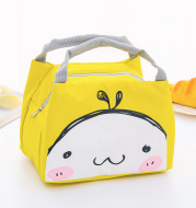 Portable small lunch box bag