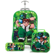 Children's cartoon climbing stair trolley bag primary school pupil 16 inch trolley case