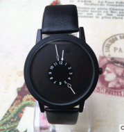 Fashion student watch female models wild trend men and women couple watches