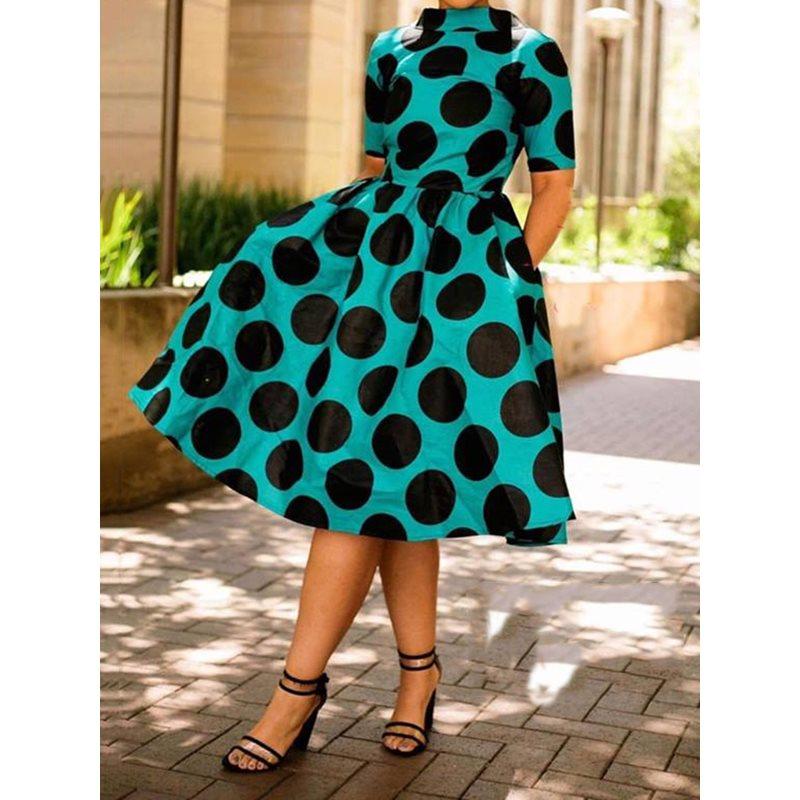 52982957236911 Summer Women Dresses