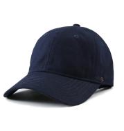 Retro soft top cap solid color wild