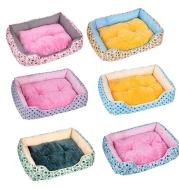 Warm Plush Bed