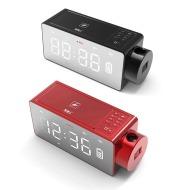 S91S Fashion Wireless Bluetooth Speaker Clock